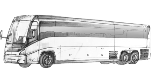 LAX minibus and motor coach options can be customized for your group size.