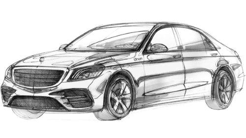 LAX sedan service is a luxury black car experience to or from the airport.