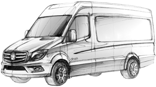 Los Angeles airport van and Sprinter service is perfect for small groups.
